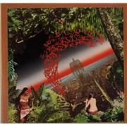 Miles Davis Agharta Japan 2-LP vinyl set