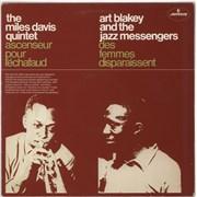 Click here for more info about 'Miles Davis - Ascenseur Pour L'Echafaud / Des Femmes Disparaissent'