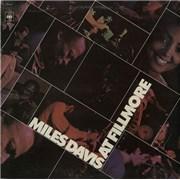 Miles Davis At Fillmore UK 2-LP vinyl set