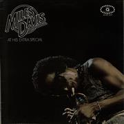 Miles Davis At His Extra Special UK vinyl LP