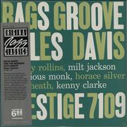 Click here for more info about 'Miles Davis - Bags' Groove - Sealed'