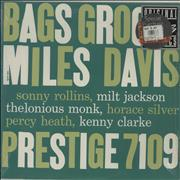 Click here for more info about 'Miles Davis - Bags' Groove'