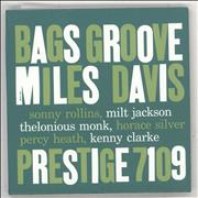Click here for more info about 'Miles Davis - Bags Groove'