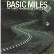 Miles Davis Basic Miles USA vinyl LP