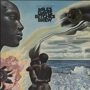 Miles Davis Bitches Brew - 1st - EX UK 2-LP vinyl set