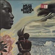 Miles Davis Bitches Brew - 1st - VG UK 2-LP vinyl set