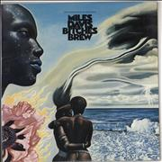 Click here for more info about 'Miles Davis - Bitches Brew - 90s Red Label'