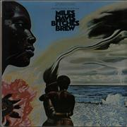 Miles Davis Bitches Brew - Quad Japan 2-LP vinyl set