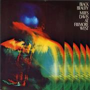 Miles Davis Black Beauty - Miles Davis At Fillmore West Japan 2-LP vinyl set