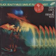 Click here for more info about 'Miles Davis - Black Beauty - Miles Davis At Fillmore West + shrink'