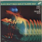 Click here for more info about 'Miles Davis - Black Beauty - Miles Davis At Fillmore West + top obi'