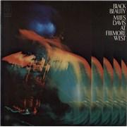 Miles Davis Black Beauty - SX68 Japan 2-LP vinyl set Promo