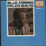 Click here for more info about 'Miles Davis - Blue Moods - Blue Vinyl'
