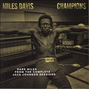 Click here for more info about 'Miles Davis - Champions - Yellow Vinyl - RSD 2021'