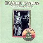 Click here for more info about 'Miles Davis - Charlie Parker With Miles Davis - Bird & Miles'