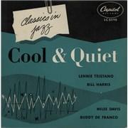 "Miles Davis Classics In Jazz - Cool & Quiet UK 10"" vinyl"