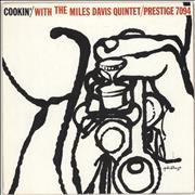 Click here for more info about 'Miles Davis - Cookin' With The Miles Davis Quintet'