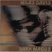 Miles Davis Dark Magus Netherlands 2-LP vinyl set