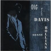 Miles Davis Dig UK vinyl LP