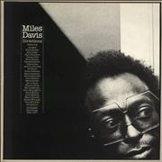 Miles Davis Directions UK 2-LP vinyl set