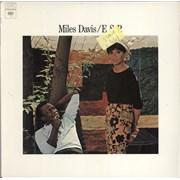 Miles Davis E.S.P. USA vinyl LP
