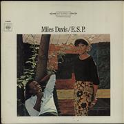 Click here for more info about 'Miles Davis - E.S.P.'