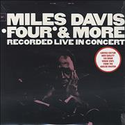 Click here for more info about 'Miles Davis - 'Four' & More - 180gm'