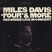 Click here for more info about 'Miles Davis - 'Four' & More - 360 - White'