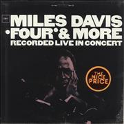Click here for more info about 'Miles Davis - 'Four' & More - Sealed'