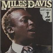 Miles Davis Green Haze Italy 2-LP vinyl set