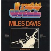 Miles Davis I Grandi Del Jazz #09 Italy vinyl LP
