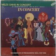 Miles Davis In Concert Japan 2-LP vinyl set