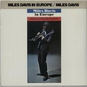 Miles Davis In Europe - Sealed Japan vinyl LP