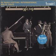 Click here for more info about 'Miles Davis - In Paris Festival International De Jazz - May, 1949 - Sealed'