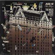 Miles Davis Jazz At The Plaza - Volume 1 USA vinyl LP