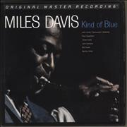 Click here for more info about 'Kind Of Blue - 180gm 45RPM - Sealed'