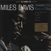Click here for more info about 'Miles Davis - Kind Of Blue - Remastered - Sealed'