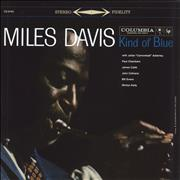 Click here for more info about 'Miles Davis - Kind Of Blue - 180gram Vinyl + Booklet'