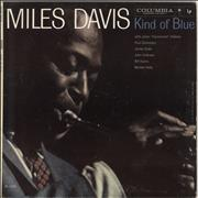 Click here for more info about 'Miles Davis - Kind Of Blue - 1st 6-eye - VG'
