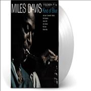 Click here for more info about 'Miles Davis - Kind Of Blue - Clear Vinyl - Sealed'