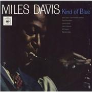 Miles Davis Kind Of Blue - Red Label UK vinyl LP
