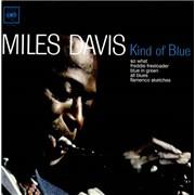 Miles Davis Kind Of Blue - Red label Netherlands vinyl LP
