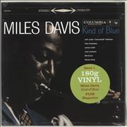 Click here for more info about 'Miles Davis - Kind Of Blue -180gram vinyl - sealed'