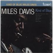 Miles Davis Kind Of Blue Japan vinyl LP
