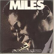 Miles Davis Live At The Plugged Nickel - red label Netherlands 2-LP vinyl set