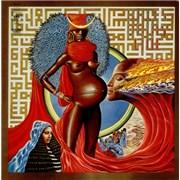 Miles Davis Live Evil - Graduated Label UK 2-LP vinyl set