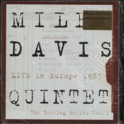 Click here for more info about 'Miles Davis - Live In Europe 1967 - The Bootleg Series Vol. 1 - 180 Gram - Sealed'
