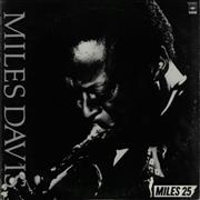 Click here for more info about 'Miles Davis - Miles 25 Special D.J. Copy'