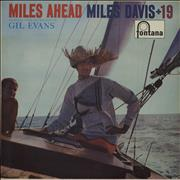 Miles Davis Miles Ahead - 1st UK vinyl LP