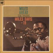 Click here for more info about 'Miles Davis - Miles Ahead - VG+'